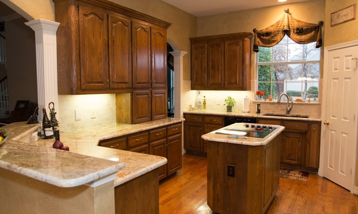 Liberty Granite - Dallas: Granite Countertop with Installation from Liberty Granite (50% Off)