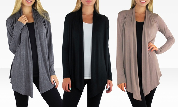 Free to Live Lightweight Cardigans Three-Pack: Free to Live Lightweight Cardigan Three-Packs. Free Returns.