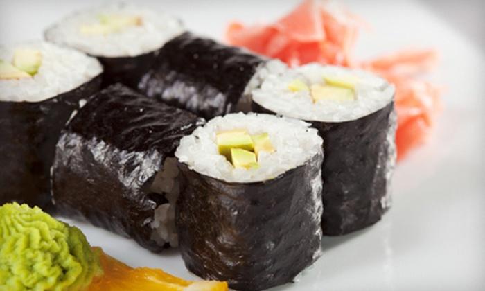 Japanese cuisine shogun japanese restaurant groupon - Shogun japanese cuisine ...