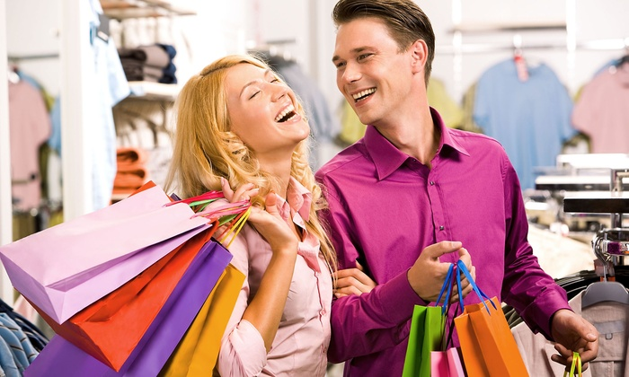 Brentwood Town Centre - Brentwood: C$25 for C$50 Worth of Merchandise from participating Shops at Brentwood Town Centre