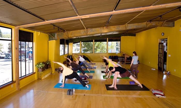YogaKula - North Berkeley: $39 for 10 Yoga Classes at YogaKula ($110 Value)