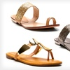 $29.99 for Two Lips Sandals