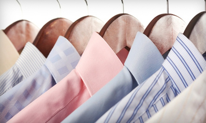 VIP Cleaners - Multiple Locations: $15 for $30 Worth of Dry Cleaning at VIP Cleaners