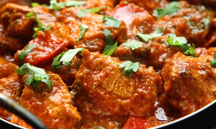 Masala - Gaslamp: Indian Cuisine for Lunch or Dinner at Masala (Up to 47% Off)