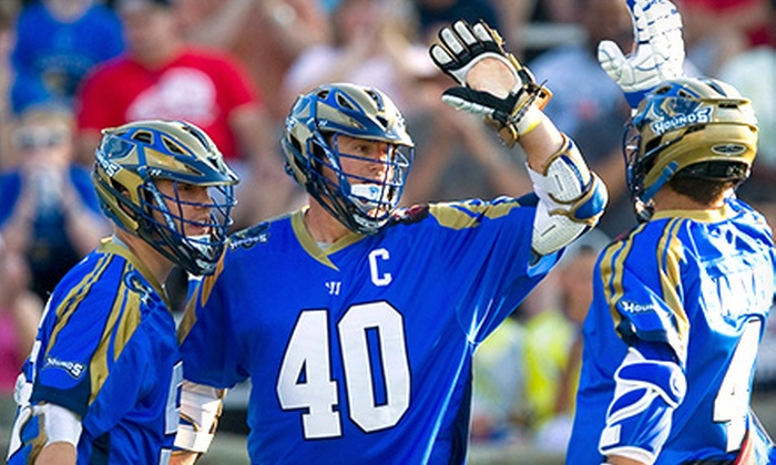 Charlotte Hounds - American Legion Memorial Stadium: $9 for a Charlotte Hounds Lacrosse Match at American Legion Memorial Stadium on July 20 ($18.50 Value)