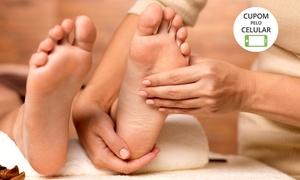 Depille & Cia: Depille & Cia. – Centro: 1 ou 2 visitas com podologia, esfoliação e hidratação dos pés