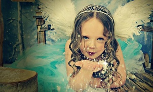 Fairy Dust Pictures: Snow Fairy or Snow Sisters Photoshoot at Fairy Dust Pictures