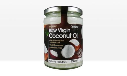 Aceite biológico de coco de 500 ml por 7,99 € (39% de descuento)