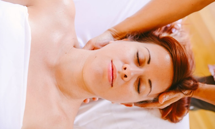 PalmLeaf Massage Clinic - PalmLeaf Massage Clinic - behind 5/3rd Bank: $80 for One-Hour Myofascial Trigger-Point and Lomilomi Massage at PalmLeaf Massage Clinic ($100 Value)