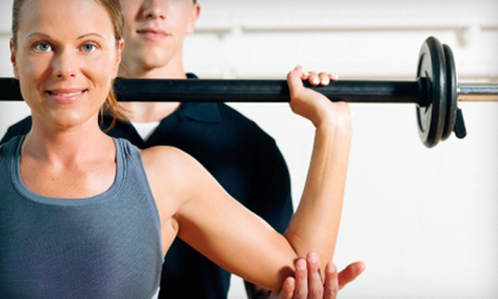 T3 Health and Fitness - Fort Lauderdale: Four or Six One-Hour Personal-Training Sessions at T3 Health and Fitness in Cooper City (Up to 86% Off)