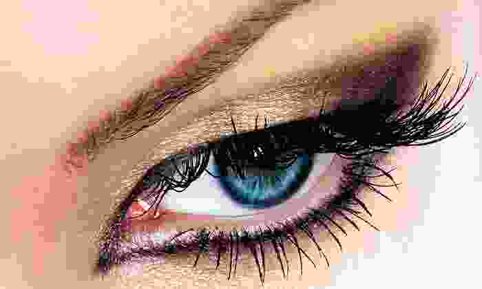Winx Beautique - Mid-City West: Full Set of Mink-Blend Lashes with Touchup Option at Winx Beautique (77% Off)