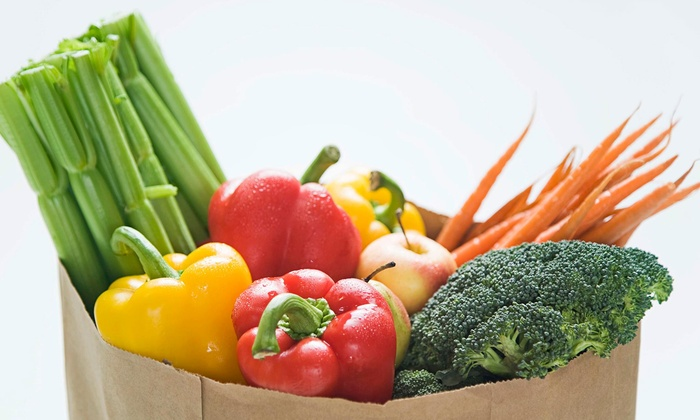 LetUss - Baltimore: $60 for $100 Worth of Grocery Delivery — LetUss