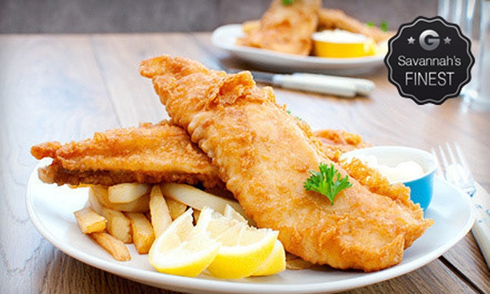 Main Steet Cafe - Hilton Head Island: $10 for $20 Worth of Lunch and Dinner at Main Street Cafe & Pub