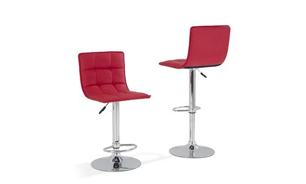 tabourets de bar cool groupon shopping. Black Bedroom Furniture Sets. Home Design Ideas