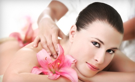 One or Three Custom Massages at Get Centered Muscular Therapy Studio (Up to 52% ...