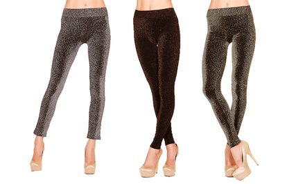 Just One Women's Leggings. Multiple Styles Available. Free Returns.