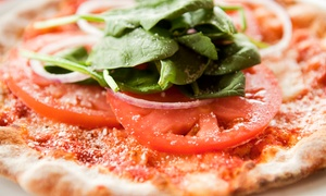 NYC Slices: $7 for Pizza Meal for Two with Fountain Drinks at NYC Slices ($12.78 Value)