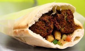 Mediterranea: Kosher, Vegan, and Vegetarian Mediterranean Food at Mediterranea (Up to 50% Off). Two Options Available.