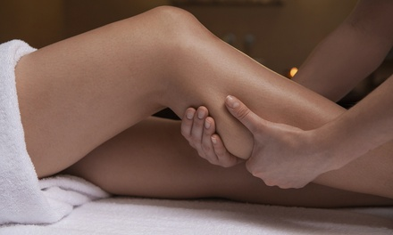 3 o 5 massaggi localizzati con bendaggi