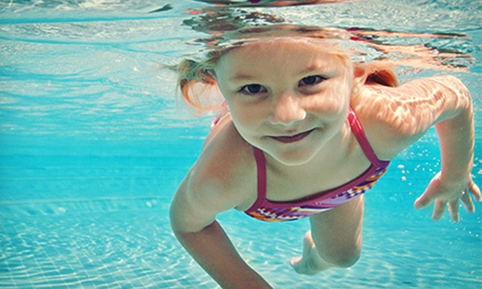Shipman Swim School - Hillsdale: Four Group or Private Swim Lessons at Shipman Swim School (Up to 59% Off)