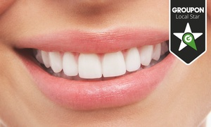 Harley Street Aesthetic Clinic: Zoom Laser Teeth Whitening with Optional Home Whitening Kit at Harley Street Aesthetic Clinic (Up to 76% Off)