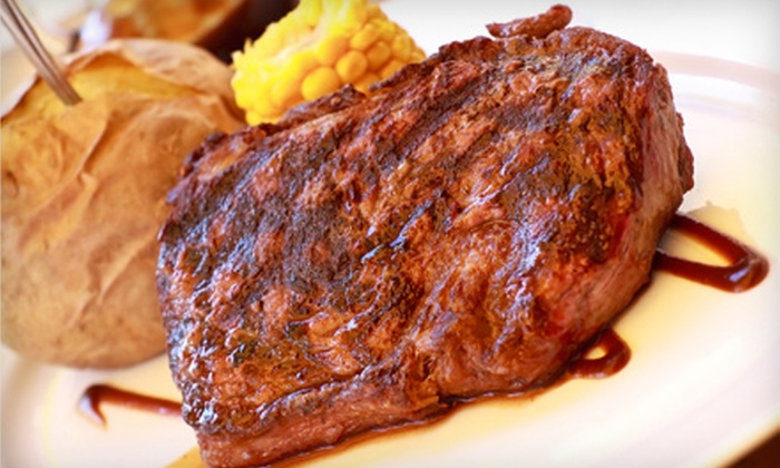 Boulevard Beef & Ale - Town Of New Port Richey: New American Meal with Drinks for Two or Four at Boulevard Beef & Ale (Up to 54% Off)