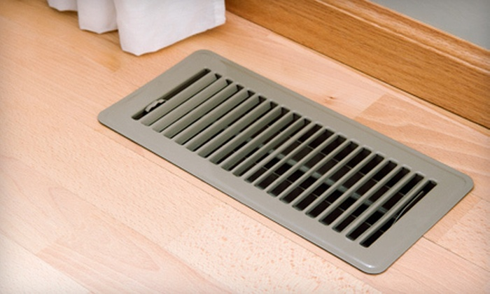 American Floor Care - Goose Island: $49 for Seven Air-Duct Cleanings from American Floor Care ($175 Value)