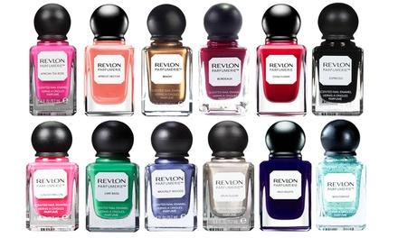 6 Revlon Parfumerie Nail Enamels