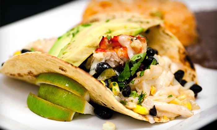 Diego's Cantina - Sugar Land: Fine Mexican Cuisine for Two or Four at Diego's Cantina (Half Off)