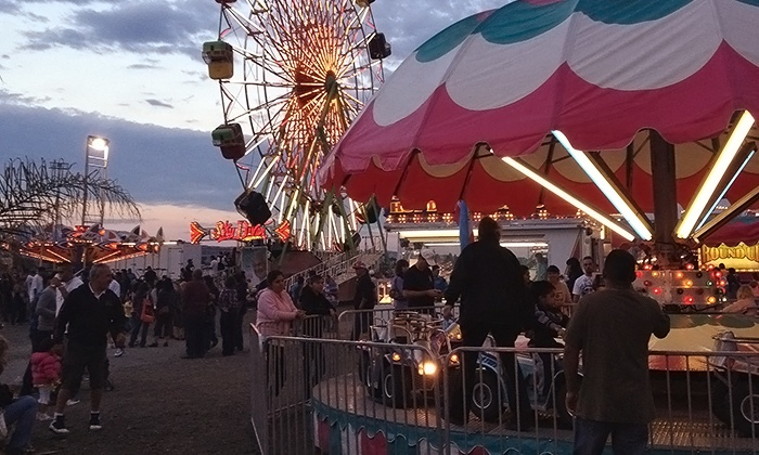 Santa Clara County Fair - San Jose: Santa Clara County Fair Outing on July 30–August 2 (Up to 54% Off). Six Options Available.