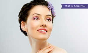 M Spa and Skincare: Spa Package for One or Two with Facial, Massages, and Wine at M Spa and Skincare (Up to 51% Off)