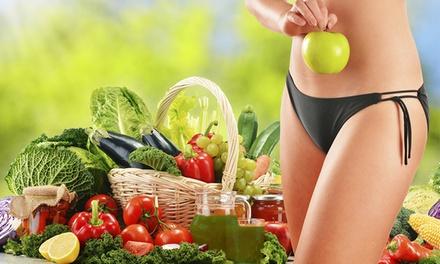 Visita nutrizionale con diete e controlli