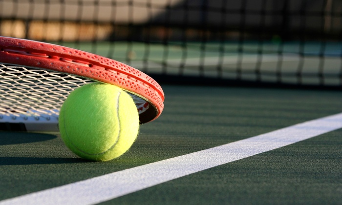 In-Form Tennis Academy - Villas: Four Private Adult Tennis Lessons or Two Private Double Team Lessons at In-Form Tennis Academy (Up to 55% Off)