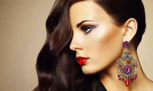 Shirlei Estética: Shirlei Estética – Pernambues: 1, 2 ou 3 visitas com higienização, laser facial, blue LED, peeling e aplicação de DMAE