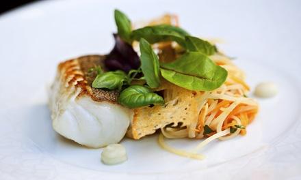 Un menu découverte de la mer en 3 services pour 1 ou 2 personnes dès 27,90 € au restaurant Il Tempio DAgrigento