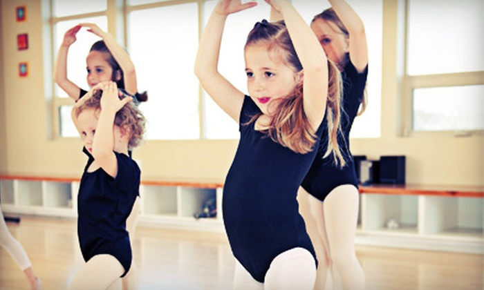 Artists In Motion Dance and Fitness Studio - Artists in Motion Dance and Fitness: $149 for a One-Week Summer Dance Camp for One Child at Artists In Motion Dance and Fitness Studio ($300 Value)