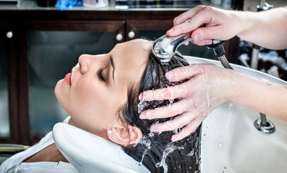 image for Wash, Cut and Blow-Dry with Head Massage at Bailey & Jones Hair Salon