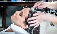 Hair Cut or Re-Style with Deep Conditioning Treatment and Blow-Dry at Angels Hair Nails and Beauty