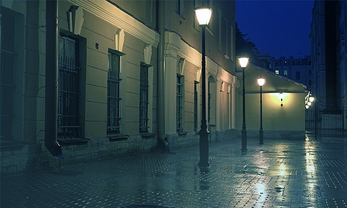 Spirit Expeditions - Salem: Haunted Walking Tour Package for Two or Four from Spirit Expeditions (Up to 50% Off)