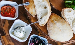 Balkan Restaurant: Balkan Food for Two or Four at Balkan Restaurant (Up to 46% Off). Four Options Available.