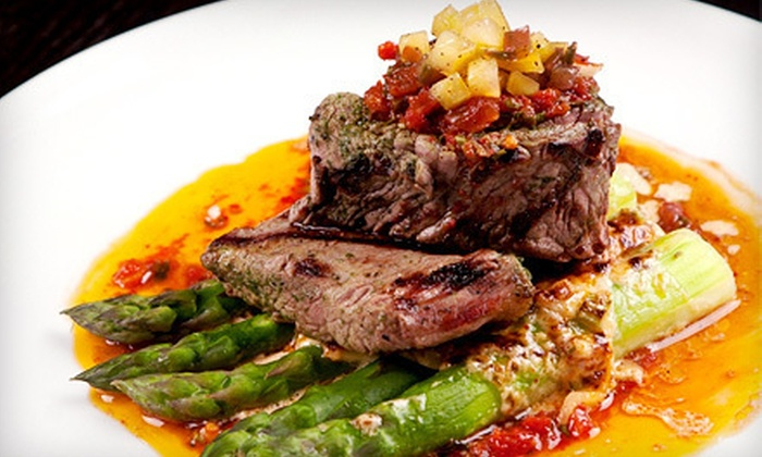De Rodriguez Cuba - Fisher Island,South Pointe: Three-Course Modern Latin Meal for Two, Four, or Six at De Rodriguez Cuba in Miami Beach (Up to 65% Off)
