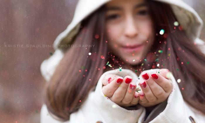 Kristie Spaulding Photography - Boston: 60-Minute Children's Photo Shoot from Kristie Spaulding Photography  (45% Off)