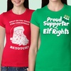 Women's Christmas T-Shirts