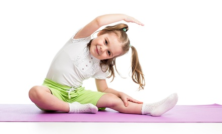 Five Kids', Toddler and Me, or Tween Yoga Classes at If I Was A Bird Yoga, A Kids Yoga Studio (54% Off)