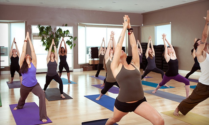 InYoga Center - Valley Village: 10 or 20 Yoga Classes at InYoga Center in Valley Village (Up to 81% Off)