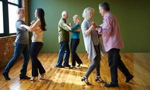 Just Dancing West: $30 for Six Weeks of Group Dance Classes for Adults or Children at Just Dancing West ($60 Value)