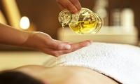 50 Min. Luxus-Massage mit Goldpartikeln + 2 Std. Spa und 1 Tasse Tee im Precious Spa Estrel (56% sparen*)