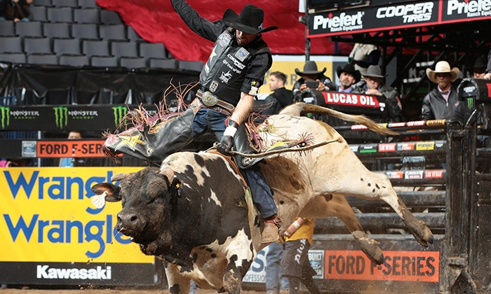 Professional Bull Riders - Talking Stick Resort Arena: PBR: Built Ford Tough Series on Saturday, March 5, at 7 p.m. or Sunday, March 6, at 2 p.m.