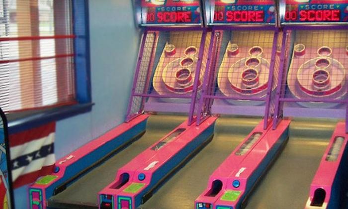 County Fair Fun Company - Brandon: $10 for $20 Worth of Kids' Games and Rides at County Fair Fun Company