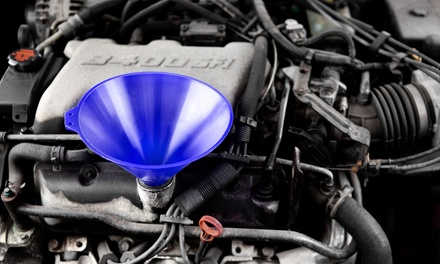 One or Three Oil Changes, Each with 17-Point Inspection at AAMCO (50% Off)